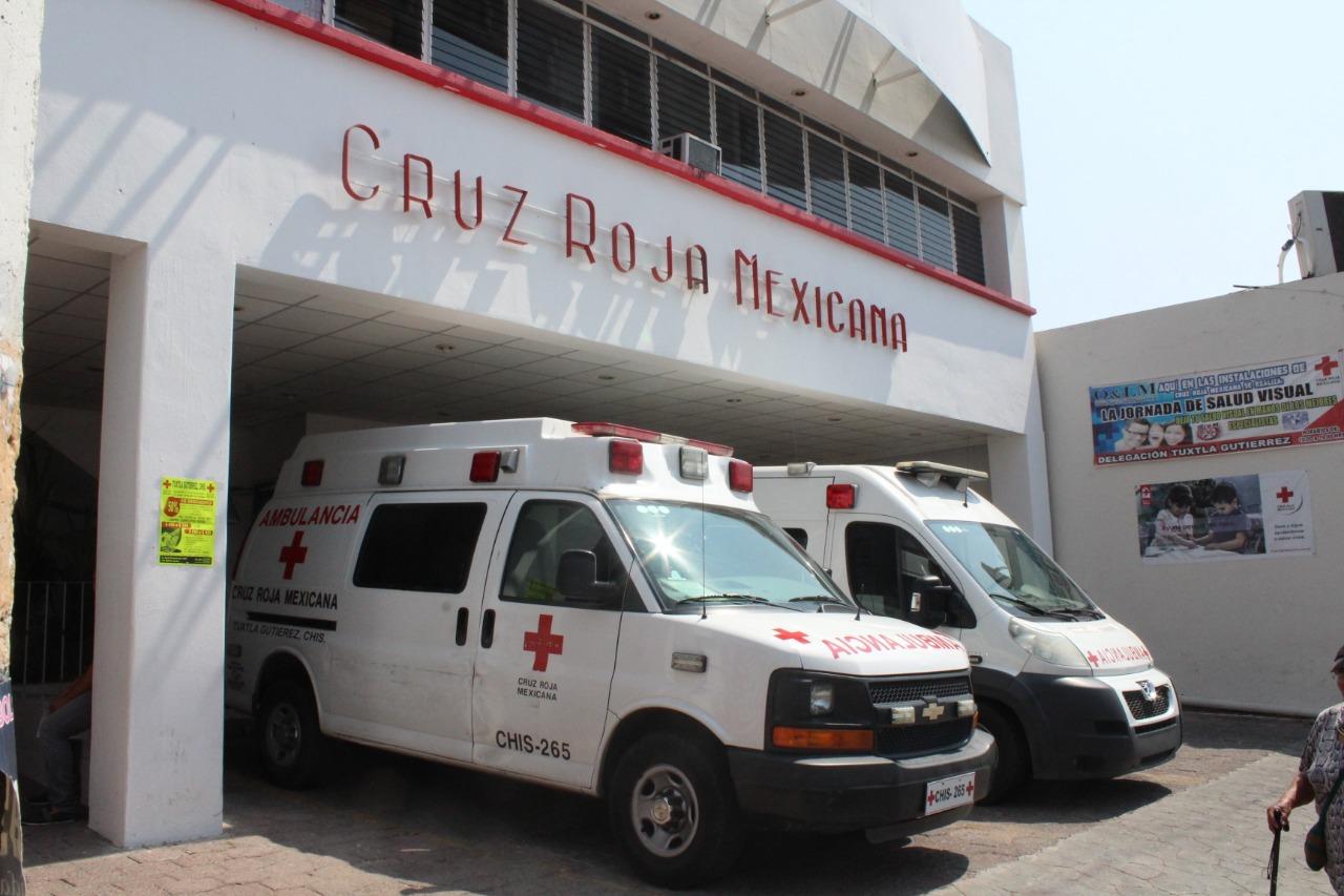 Comité internacional de la Cruz Roja es quien aporta recursos para ayuda a migrantes