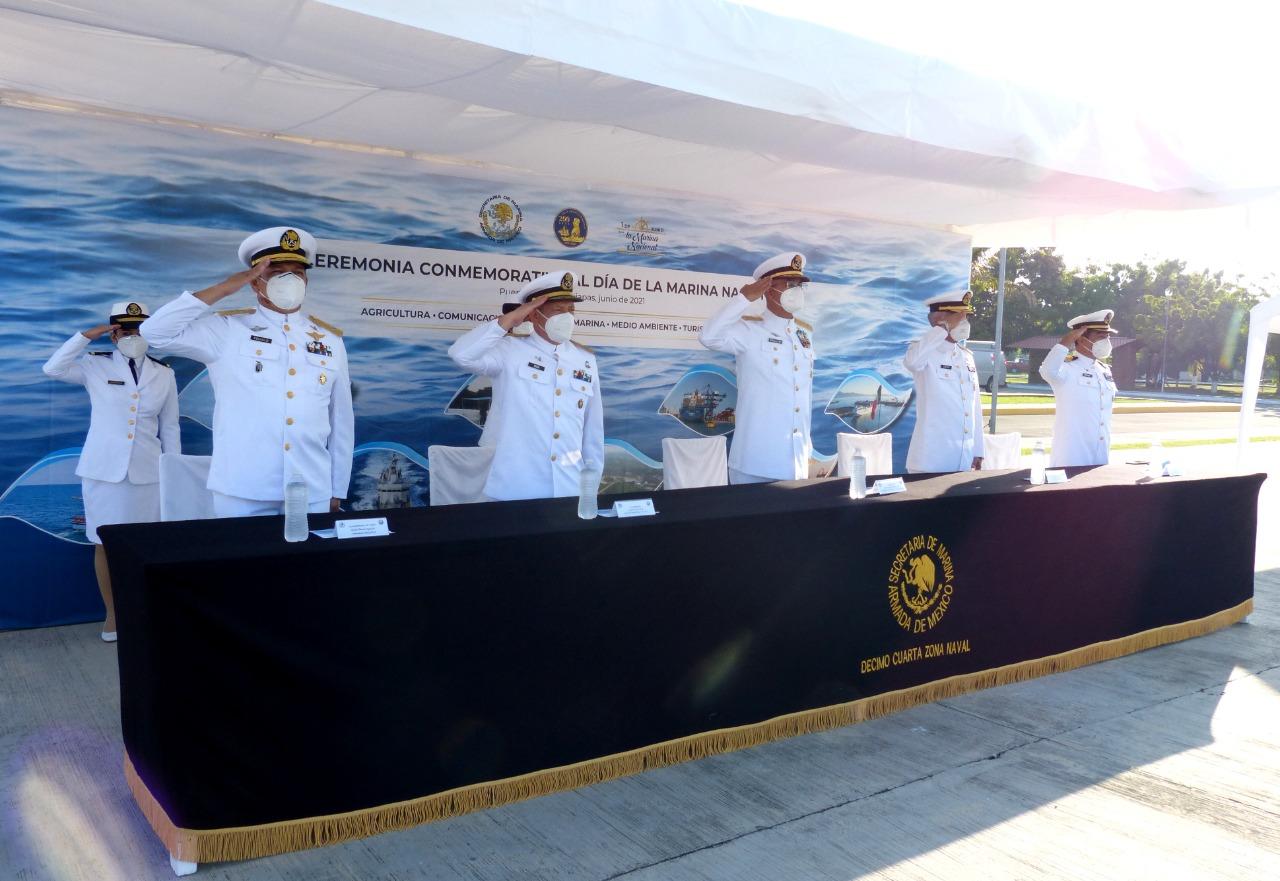 """La Secretaría de Marina en colaboración con el Museo de Tapachula, presentan la exposición """"200 años de la Armada de México"""""""