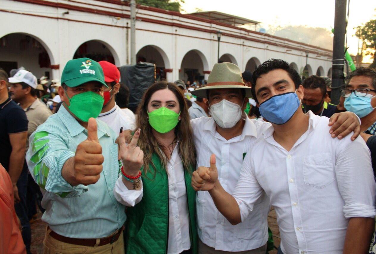Pide Valeria Santiago Barrientos, civilidad y tolerancia en la recta final del proceso electoral