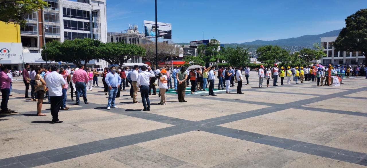 Chiapas integra Megasimulacro