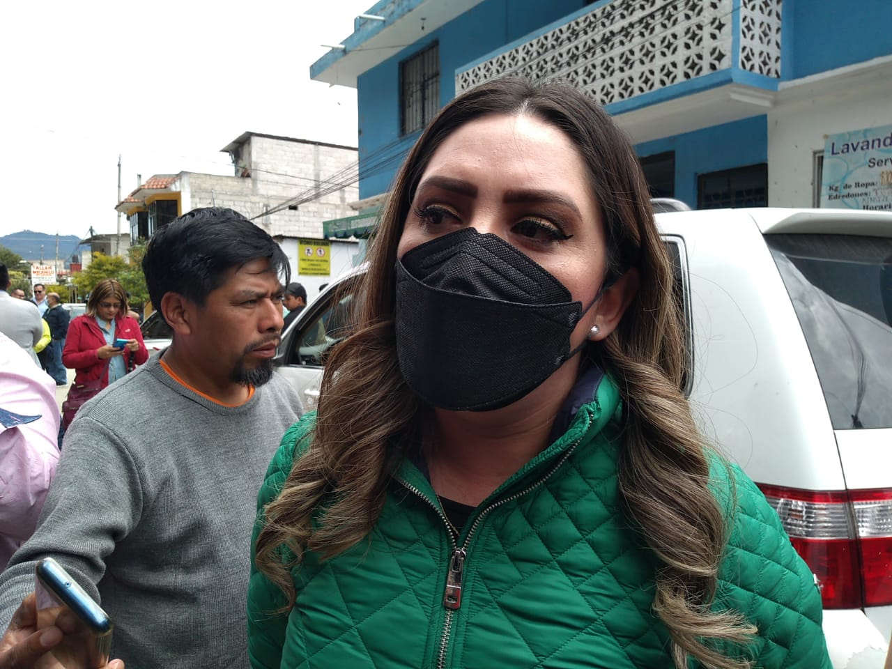 El Verde en Chiapas más fuerte que nunca: Valeria Santiago