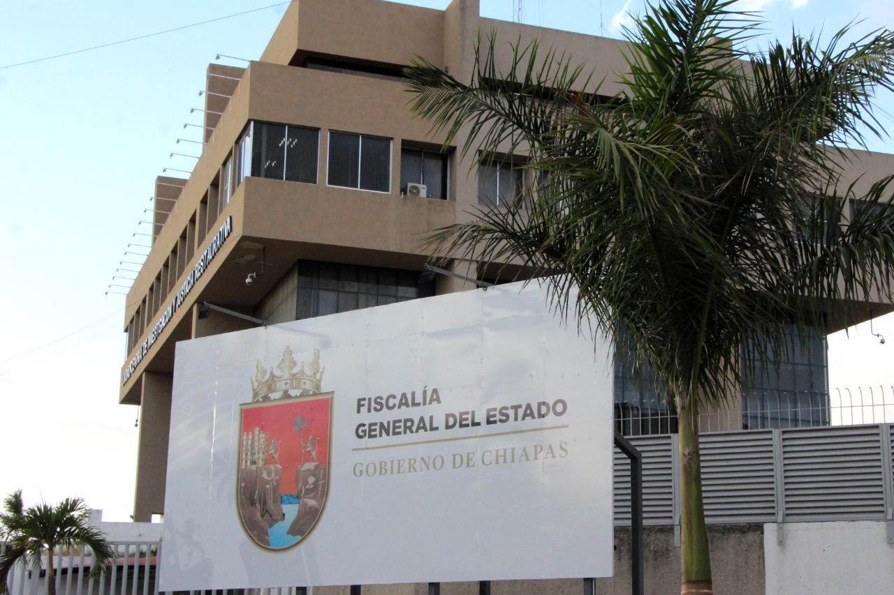 Inicia FGE Carpeta de Investigación por Homicidio Calificado y Lesiones Calificadas en Cintalapa
