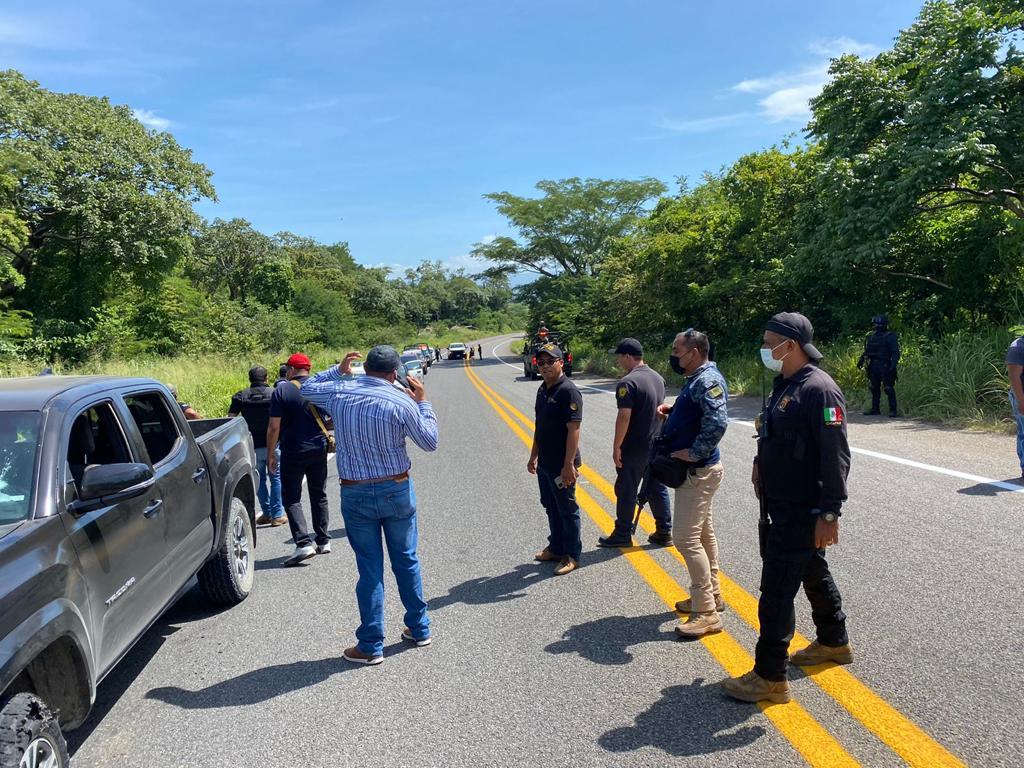 Encabeza FGE operativo tras reporte de enfrentamiento en Frontera Comalapa