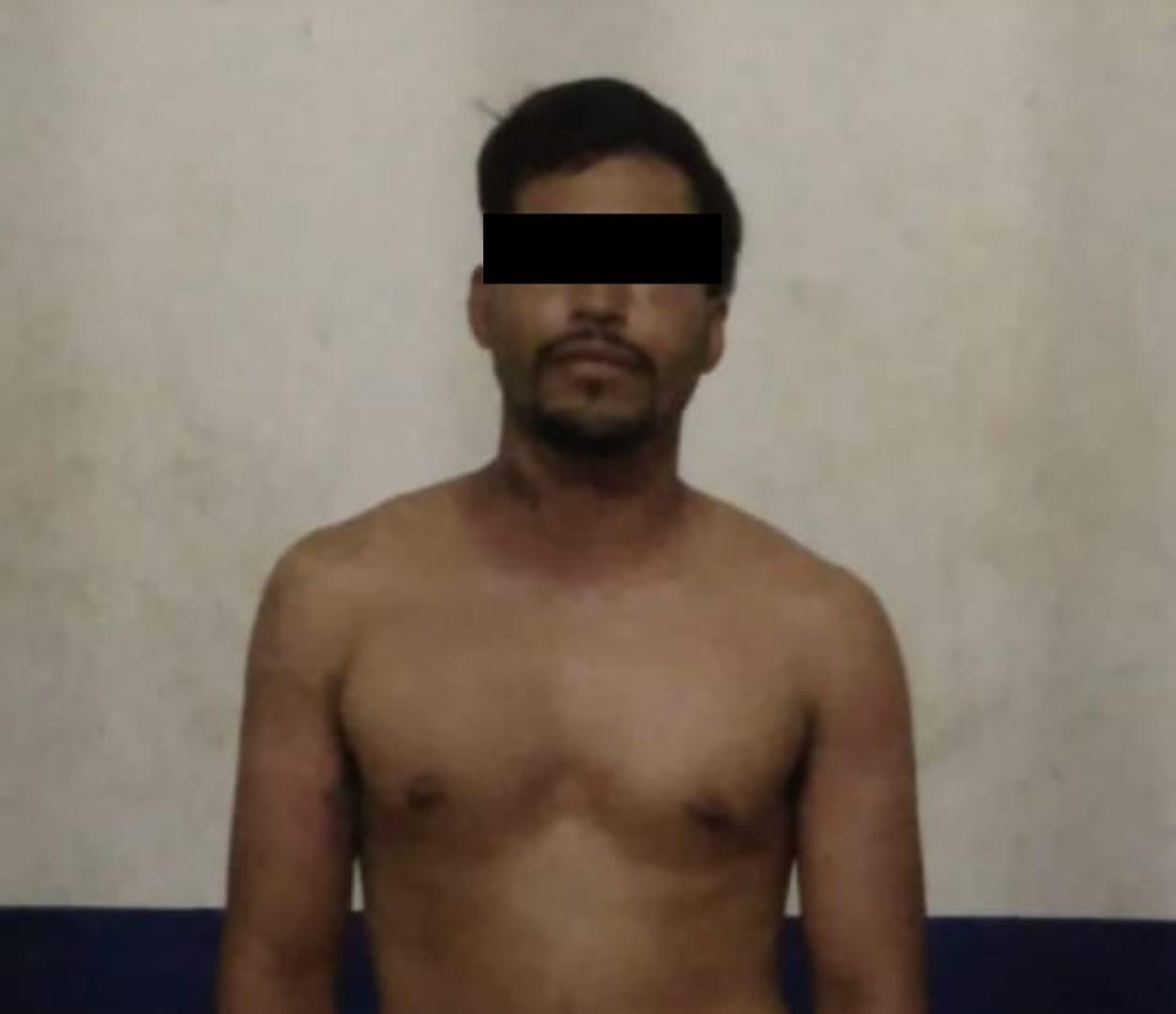 Consigue FGE legal detención y vinculación a proceso por Abuso Sexual en Palenque