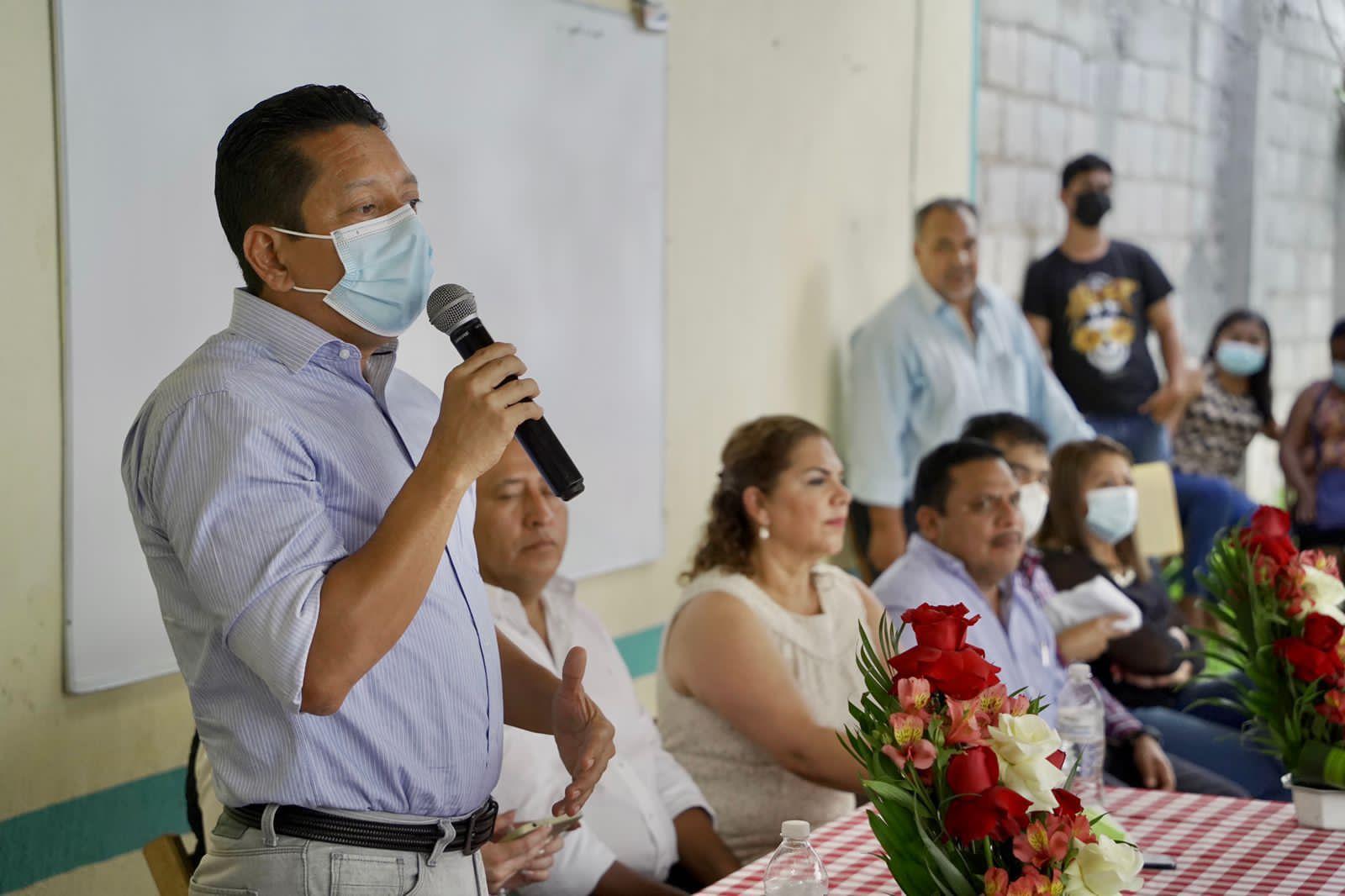 Desde Ocosingo, Llaven Abarca suma esfuerzos para la difusión de la Consulta Popular